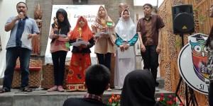 Siswa Matsaneti Beradu Pena di Ajang Malang Menulis