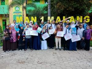 Nama Matsaneti Mekar dan Bersinar di OFKAR Man 1 Malang